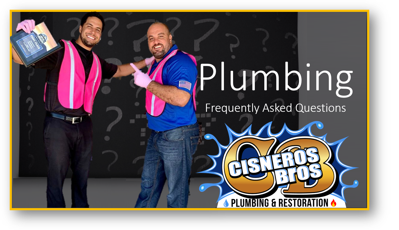 Plumbing-FAQs